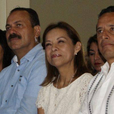 En reunión con Josefina Vázquez Mota, dice Julián Ricalde que en su gobierno habrá apoyo para mujeres emprendedoras