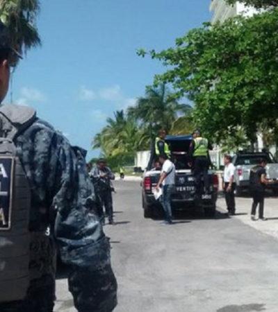 BALEAN A HOMBRE EN PLAYA DE ZONA HOTELERA DE CANCÚN: Confirman muerte en el hospital de persona atacada frente al Riu; detienen a 3