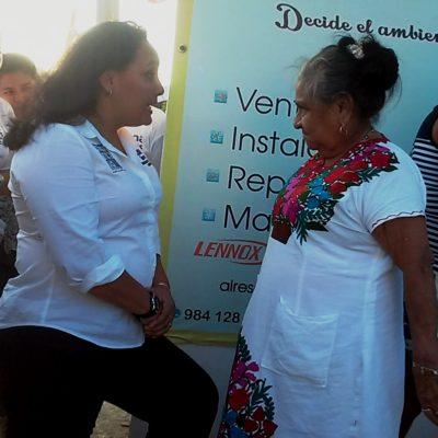 """""""NOSOTROS ESTAMOS LISTOS"""": Se pronuncia Cristina Torres por un 'debate propositivo' entre candidatos por Solidaridad"""