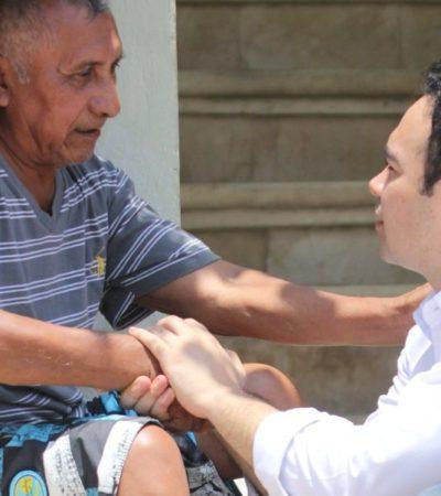 Carlos Toledo, hermano de 'Chanito', también busca una diputación por Tulum y Solidaridad