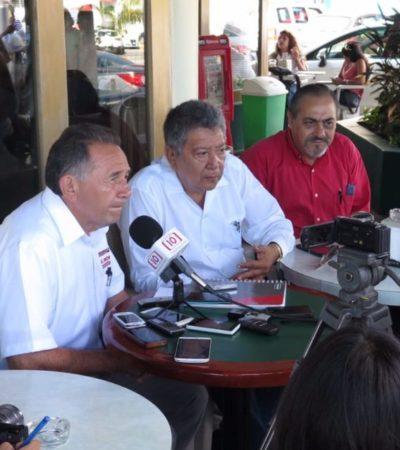 Presenta Pech Várguez primera solicitud para un debate entre candidatos a la gubernatura en QR