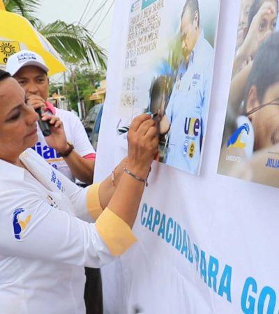 Cancún requiere de más reservas ecológicas: Graciela Saldaña