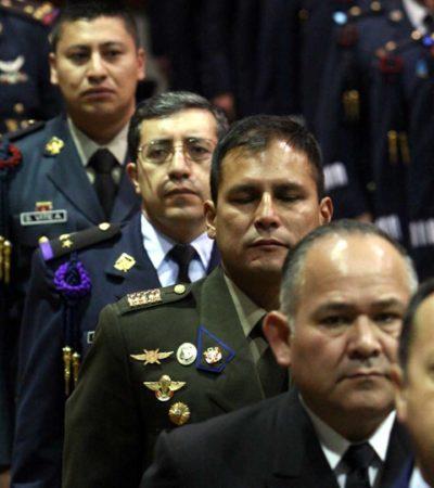 Por tortura, homicidio y destrucción de cadáver, condenan a 52 años de prisión a un general del Ejército