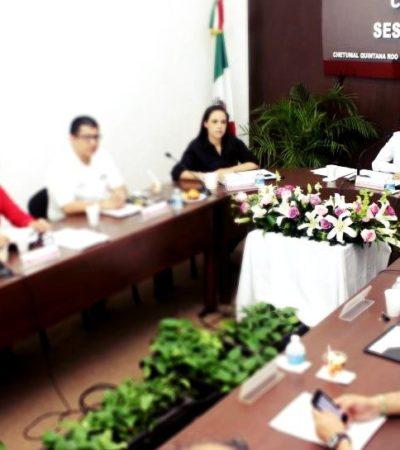 PLANCHA IEQROO UN DEBATE 'A MODO': Aprueban única reunión de candidatos a la gubernatura hasta el 28 de mayo, a horas de concluir las campañas electorales