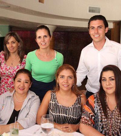 Da Remberto Estrada apoyo total a mujeres empresarias de Cancún