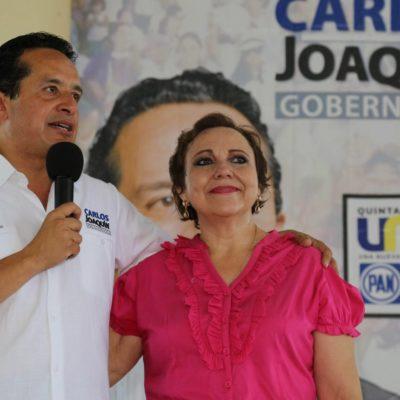 Con la alternancia habrá más y mejores servicios públicos para la gente: Carlos Joaquín
