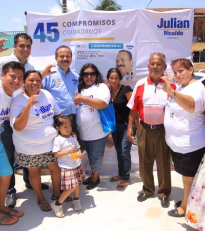 Otorgará Julián Ricalde 20 mil becas municipales para estudiantes de Benito Juárez