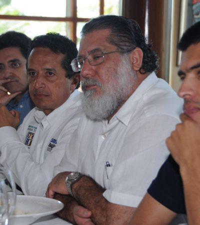"""""""NO SERÉ CONSTRUCTOR, NI NAVIERO, NI TRANSPORTISTA"""": Se quejan agentes de viajes de corrupción y opacidad y Carlos Joaquín dice que su gobierno no le competirá a la IP"""
