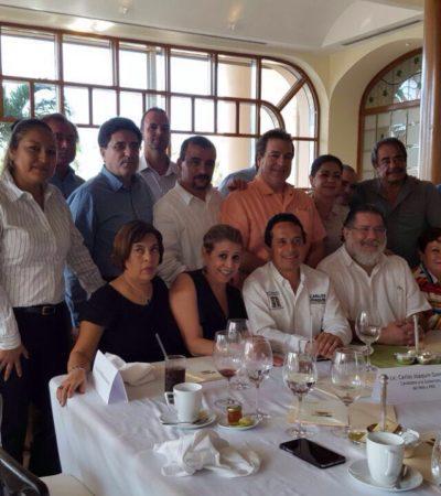 Con la alternancia, los recursos del fideicomiso de promoción turística se administrarán honrada y eficientemente: Carlos Joaquín