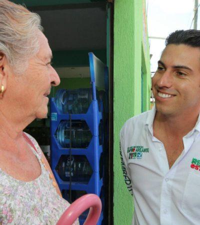 En el 46 aniversario de Cancún, ofrece Remberto Estrada calidad de vida; regiones y colonias serán equipadas con infraestructura hidráulica y deportiva, dice