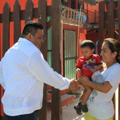 Carece Villas del Sol de infraestructura para atender a más de 30 mil personas: Orlando Muñoz