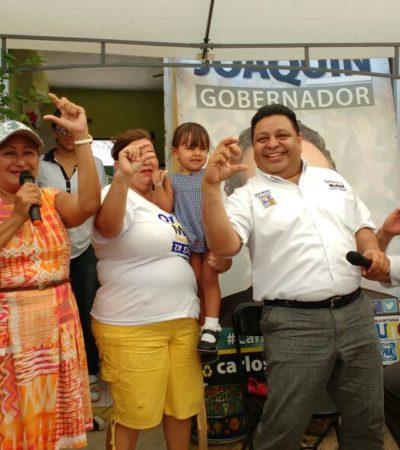 Demandan servicios educativos en Puerto Aventuras: Orlando Muñoz