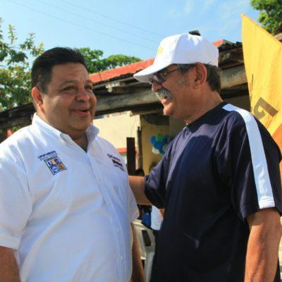 Solidaridad demanda más infraestructura urbana: Orlando Muñoz