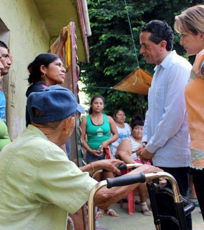 Unidades móviles para acercar los servicios de salud a la gente: Carlos Joaquín