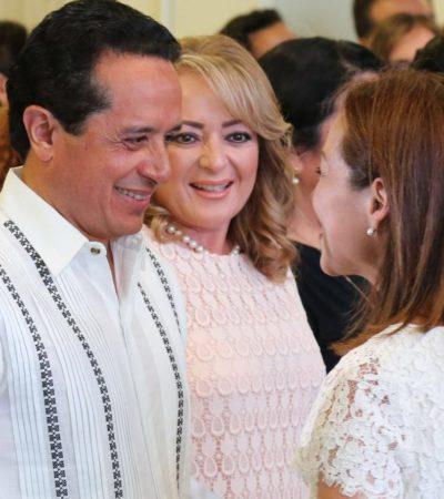 Impulso a los emprendedores con créditos y tasas preferenciales, plantea Carlos Joaquín