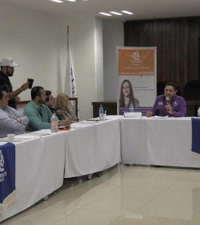 Se reúne Gregorio Sánchez con la Coparmex y ofrece 'tolerancia cero' contra la inseguridad