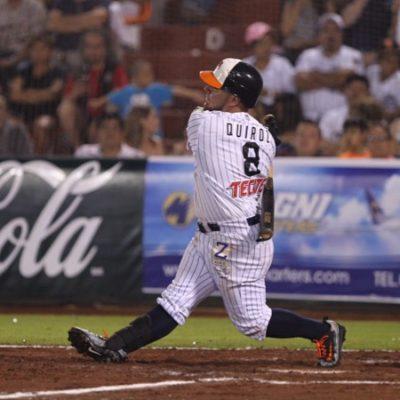 INICIA CON LA GARRA DERECHA: Derrota Tigres de QR 4-3 a Leones de Yucatán en el arranque de la temporada 2016 de la LMB