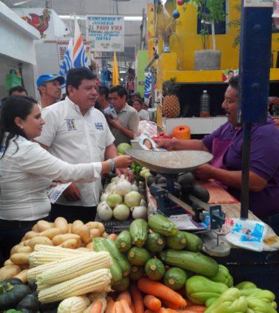 LLAMAN A DIGNIFICAR A LA CAPITAL: Plantea Luis Torres una alianza con ciudadanos para transformar a Chetumal y a OPB