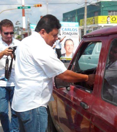 Anticipa Luis Torres 'nueva era' para QR y OPB si la gente vota por el cambio