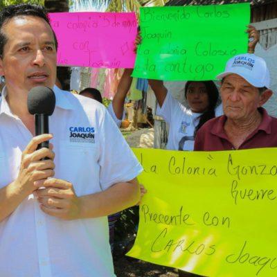 USAN ENCUESTAS COMO MERCADOTECNIA: Desdeña Carlos Joaquín 'fotografía' electoral de El Universal con resultados desiguales