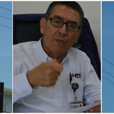 EL INE SE HACE A UN LADO: Quejas y denuncias de partidos por destrucción de propaganda de Carlos Joaquín, sólo ante el Ieqroo, dice Vocal Ejecutivo