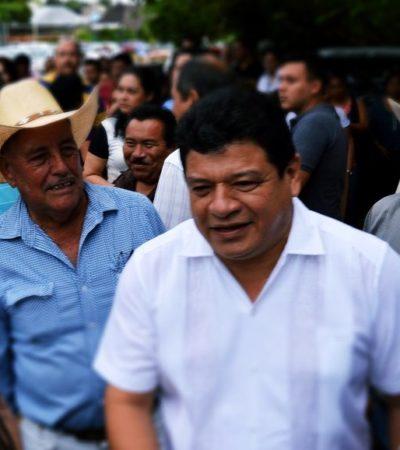 """""""LLEGO A TRABAJAR"""": Cero pretextos para no responder a los ciudadanos, dice Torres Llanes, virtual alcalde electo de OPB"""