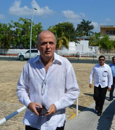 Ocho policías 'mordelones' bajo investigación en Chetumal