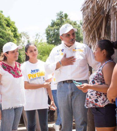 Propone Jorge Portilla Manica construir una identidad propia para ordenar el municipio de Tulum para los próximos 20 años