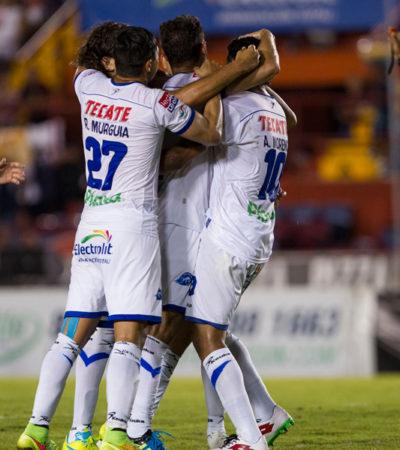OPACAN EL CENTENARIO DE LOS POTROS: Cae Atlante 0-1 ante el Celaya en el arranque de la liguilla de la Liga de Ascenso