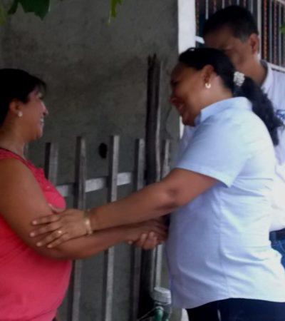 Dice Cristina Torres que garantizará la paridad de género en el próximo Ayuntamiento