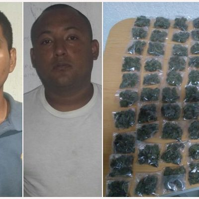 Capturan con droga a 3 narcomenudistas en la Región 239 de Cancún