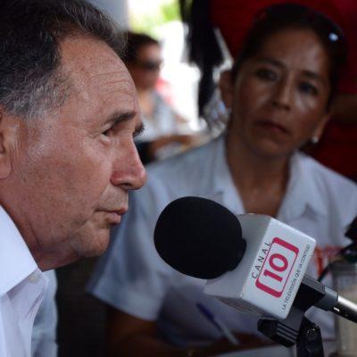 Rompeolas: Va el Dr. Pech por la dirigencia estatal de Morena