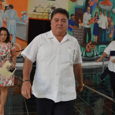 Mauricio Góngora arrancará campaña en Chetumal, anuncia Pedro Flota