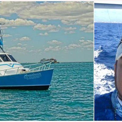 SIGUE EL DRAMA DE PESCADORES DESAPARECIDOS: Hasta este domingo buscarán a isleños con sobrevuelos por la zona del Canal de Yucatán