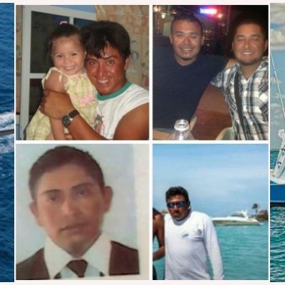Se cumplen 90 días de la desaparición de 5 pescadores de Isla Mujeres sin dejar rastro