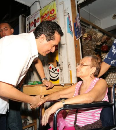 Proyecta Carlos Joaquín programa 'Médico en tu Casa' para dar un paso adelante para garantizar salud de quintanarroenses