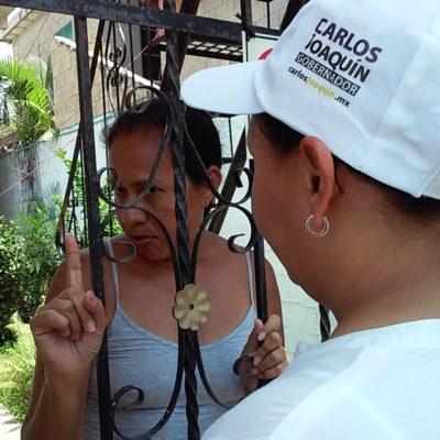 Dice Cristina Torres que lideresas del PRI le están dando la espalda a Filiberto y sumarán votos por el cambio