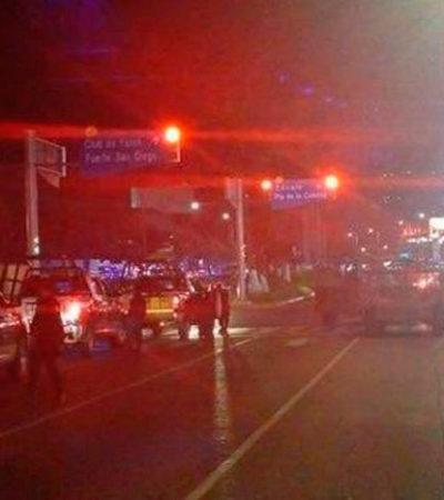 NOCHE DE TERROR EN ACAPULCO: Dos horas de balacera en plena zona turística tiran por la borda discurso sobre seguridad en el puerto