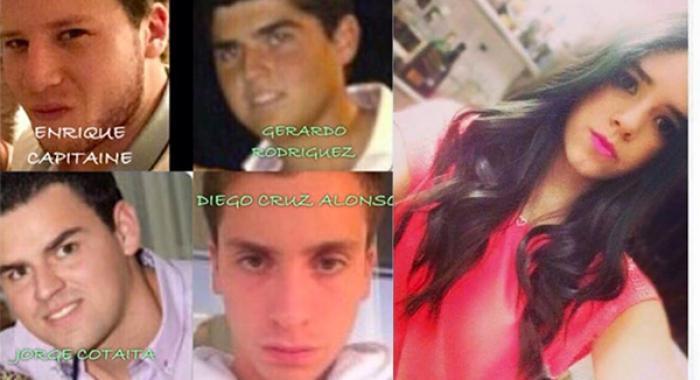 HUYEN AL EXTRANJERO 2 DE 'LOS PORKYS': Acusados por violación de jovencita, Gabriel Cruz Alonso viajó a Madrid y Enrique Capitaine a Houston