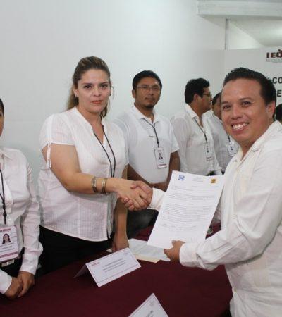 Se registra periodista Javier Vite como candidato a una diputación por la alianza PAN-PRD