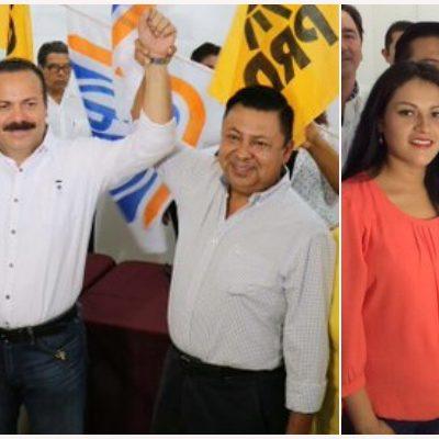 """""""AL IEQROO HAY QUE PONERLE LENTES"""": Se registra Julián Ricalde como candidato por Cancún y advierte contra la 'guerra sucia' y las despensas del PVEM"""