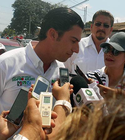 Asegura Remberto Estrada que no tolerará hostigamiento a comerciantes y empresarios en Cancún