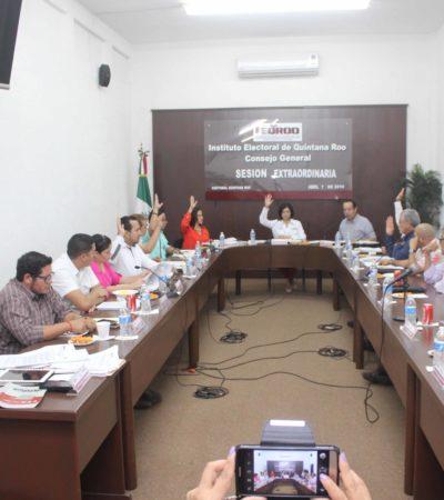 De última hora, tumba Ieqroo al candidato de la alianza PAN-PRD en Puerto Morelos; no descartan impugnación