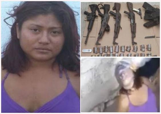IDENTIFICAN A MUJER TORTURADA: Está en prisión acusada de secuestro y nexos con la Familia Michoacana