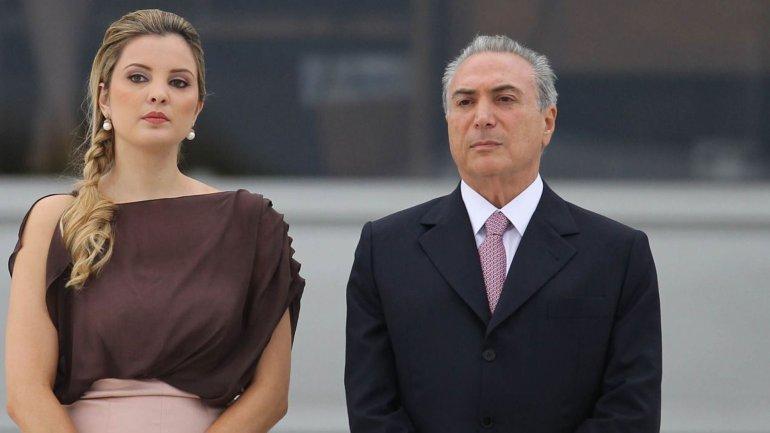 """""""NO SABÍA QUE ERA MARCELA"""": Capturan a 'hacker' que robó fotos íntimas de la esposa del nuevo presidente de Brasil"""