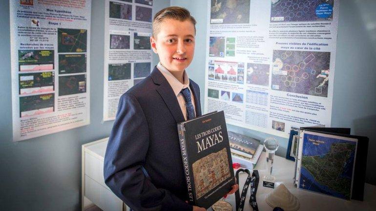 Adolescente canadiense de 15 años habría descubierto una nueva ciudad maya en Belice siguiendo las constelaciones