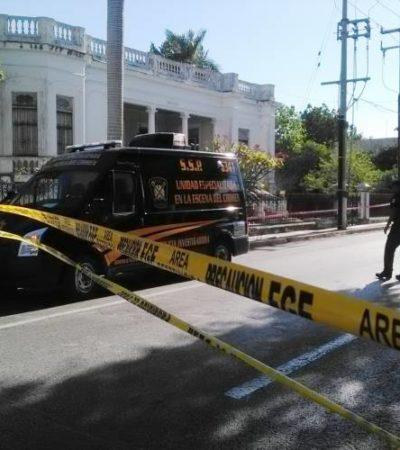 SACUDE A MÉRIDA DOBLE ASESINATO DE ANCIANOS: Hallan cuerpos de matrimonio en casona de la histórica Avenida Colón
