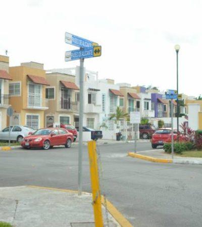 Presenta madre denuncia por violación en el interior de su propia casa en zona residencial de Cancún