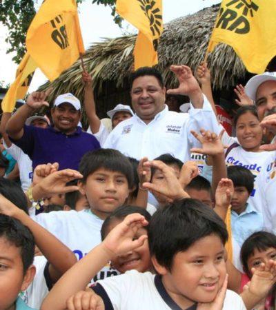 Demanda Tulum atención médica y mejora de servicios básicos: Orlando Muñoz