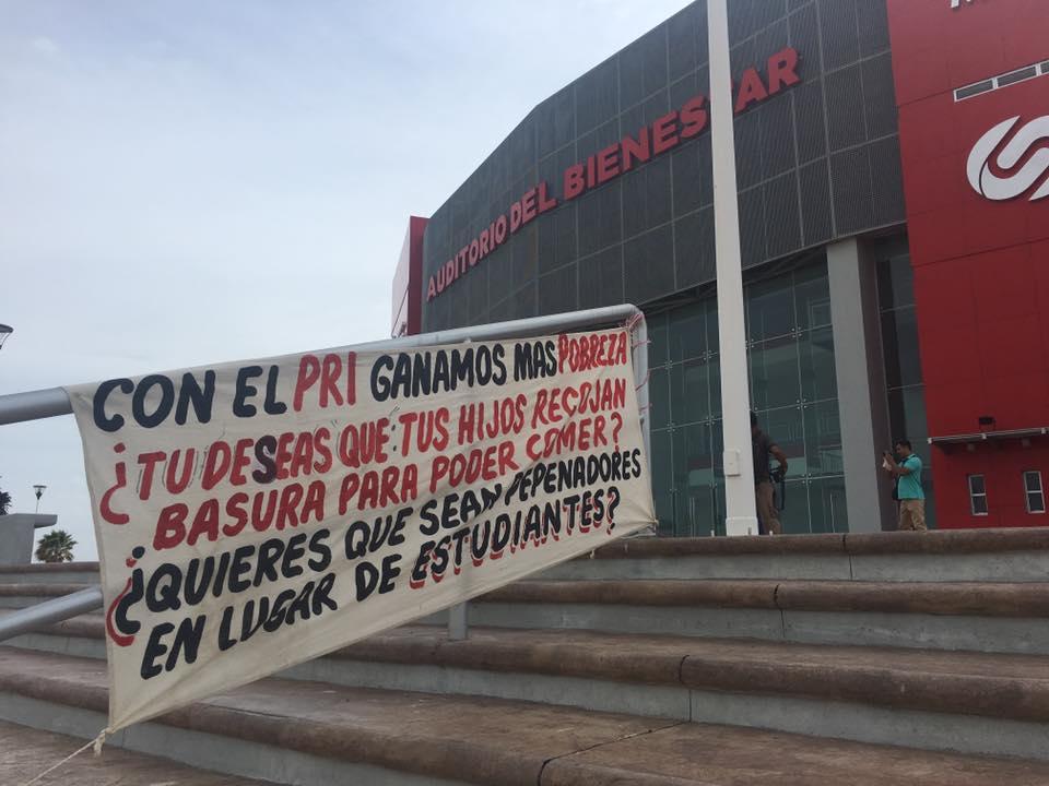 """""""ES UN ACTO ATROZ DE CORRUPCIÓN"""": Aplica Fernández Noroña clausura simbólica del Auditorio del Bienestar y pide se proceda penalmente contra Borge"""
